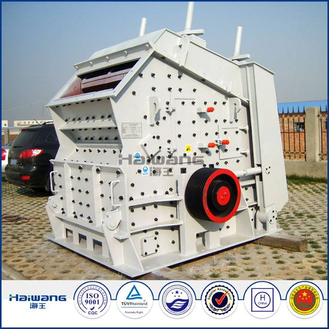 Haiwang Mobile Impact Crusher for Sale