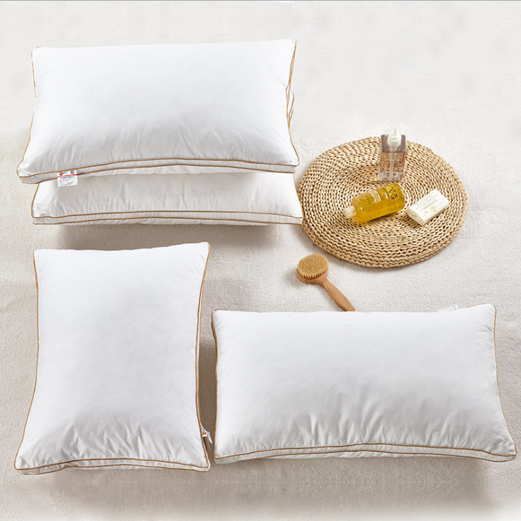 Cheap Wholesale Hotel Pillow, Home Pillow, Poly Fill Pillow-most Economical-standard