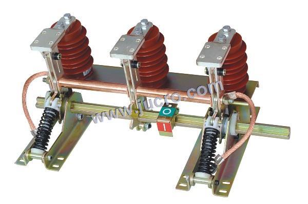 JN15 12 kv series indoor high voltage earthing switch