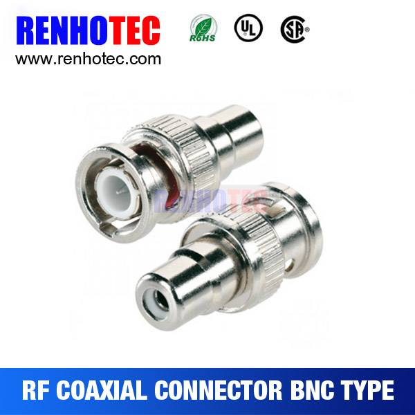 China wholesale 75ohm bnc connector quick electrical connector for CCTV CATV coaxial cable wires