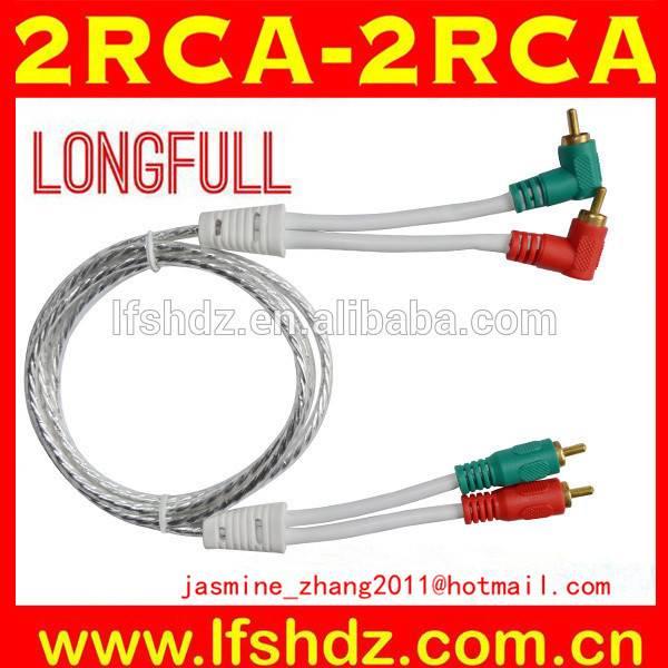 2RCA-2RCA RCA AV CABLE