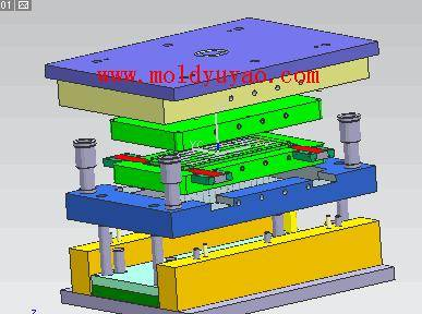 plastic injection kitchen mold