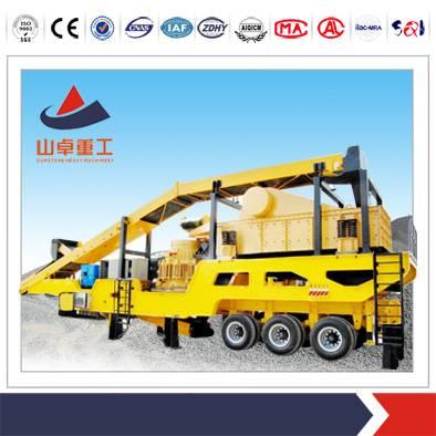 Mobile Crushing Plant, Portable crushing plant