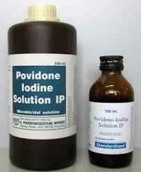 Povidone Iodine/PVP Iodine/PVPI