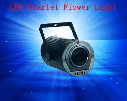 Disco Lighting LED Moon Flower