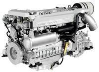 Vetus Deutz DTA66 marine diesel engine 210hp