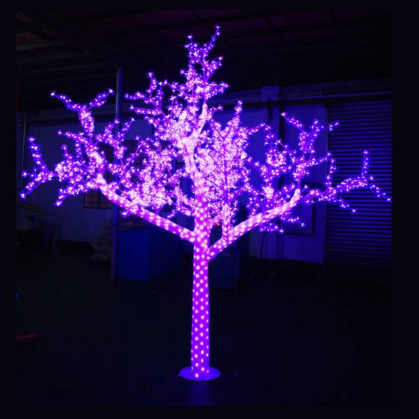Led light-emitting Christmas tree