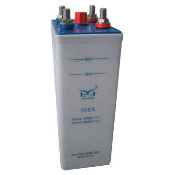 NI-CD Rechargeable Battery KPL600