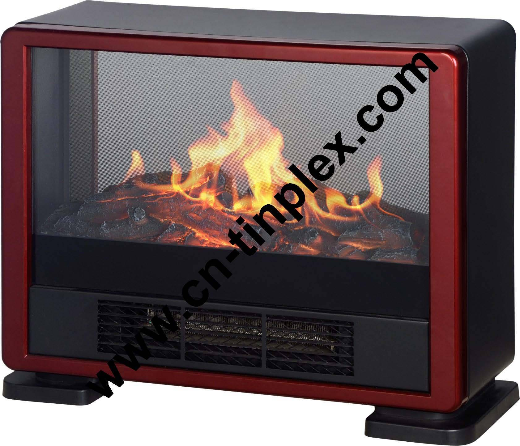 Indoor Usage Mini freestanding installation type 220v electric fireplace