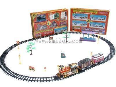 radio control train set
