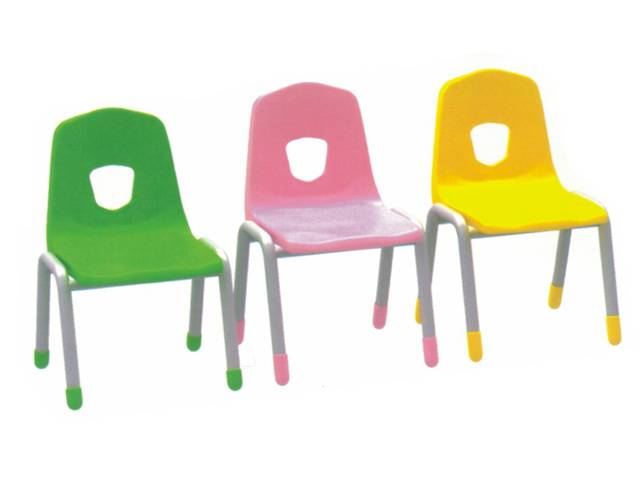 Kids table and chair stackable