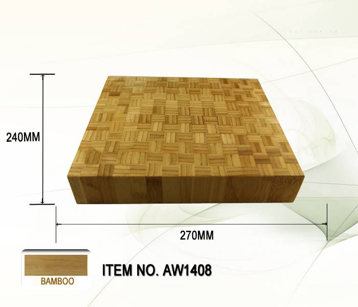 high quality bamboo cutting board