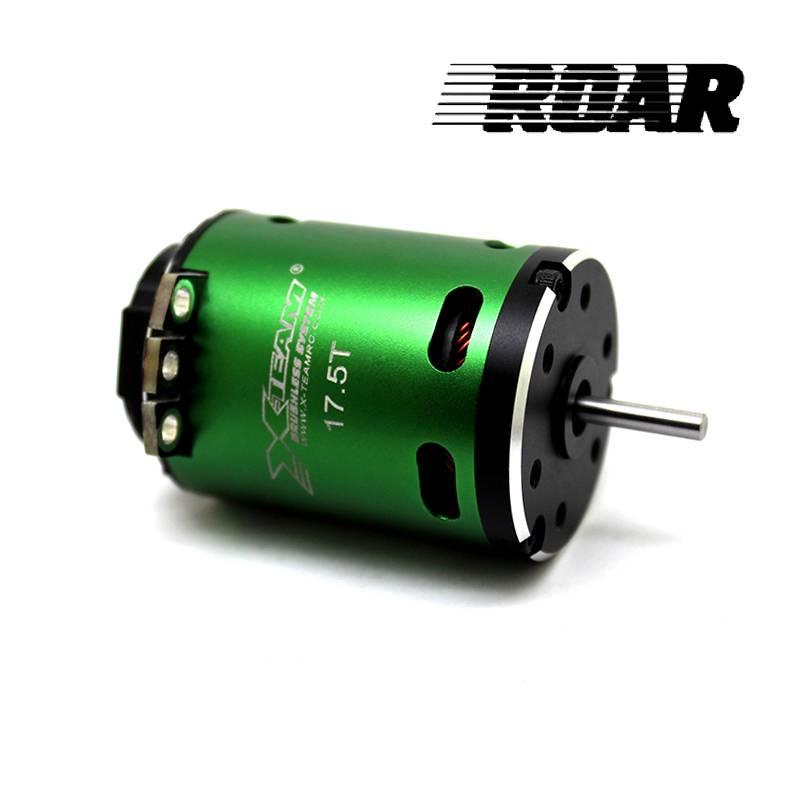 X-TEAM XTI-540Y 2Poles Sensored Brushless Motor