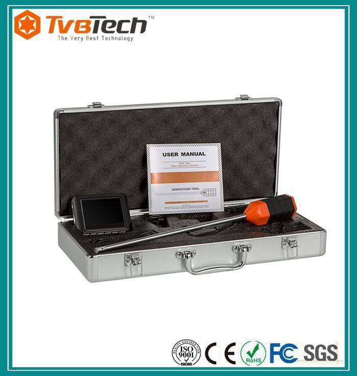 Cavity Wall inspection  camera for side view camera inspection