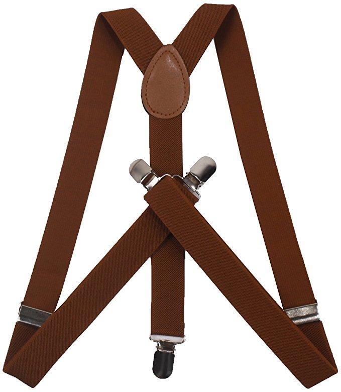 Free sample factory Mens Suspenders with Clips Mens Y Back Braces Christmas Suspenders