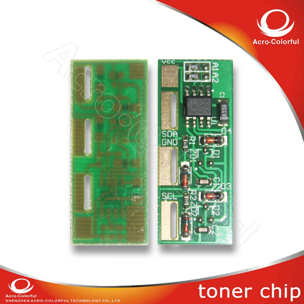 Toner Chip Laser Printer cartridge chip Reset for Samsung CLP-510 510R 510N 511G