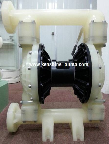 RW new air operated diaphragm pump