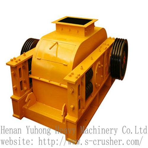 Double-roll Crusher