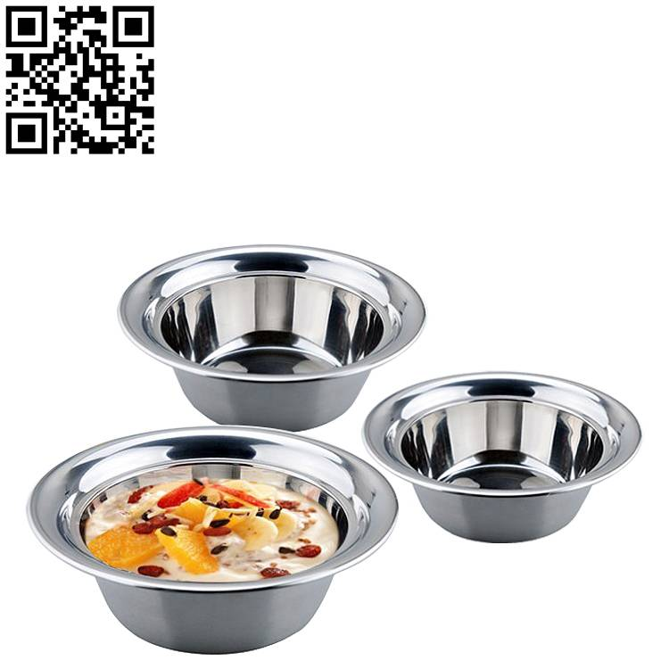 Stainless steel Soup basin ZD-TP05