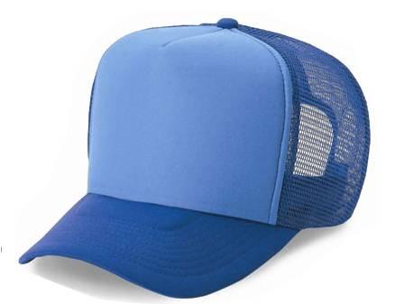 Fashion custom blank mesh trucker cap