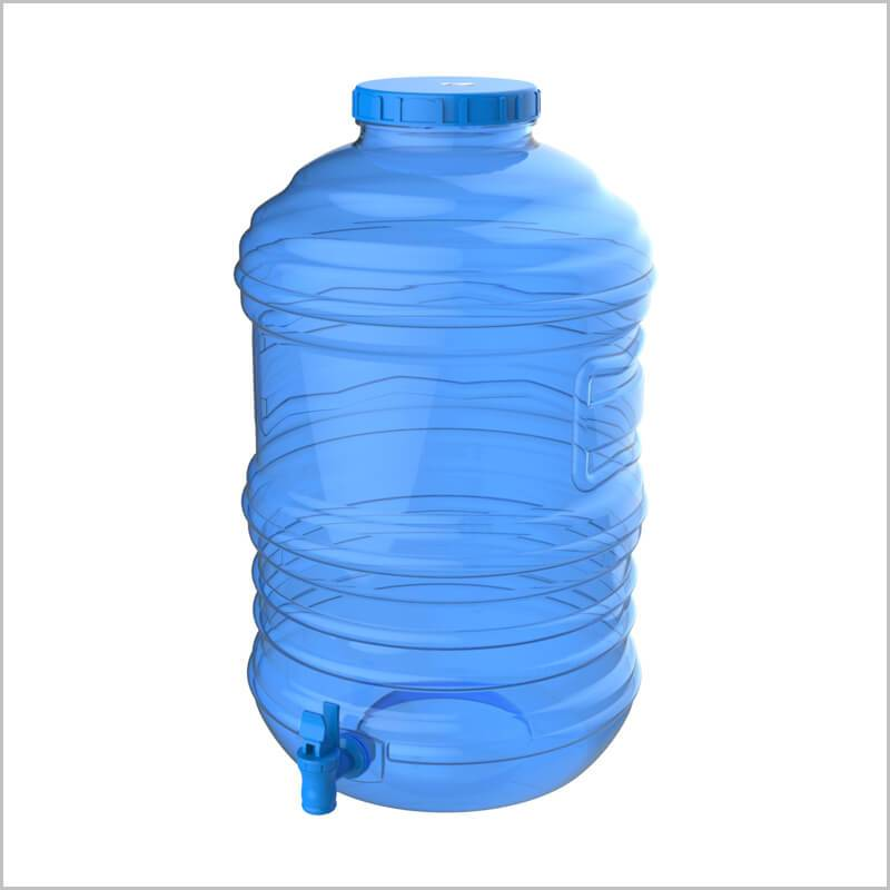 5 gallon 21L PET water bottle-Duy Tan plastics Vietnam