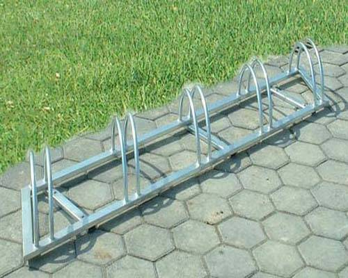 Bicycle holder (parking)