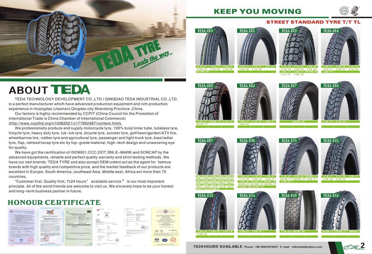street standard motorcycle tires