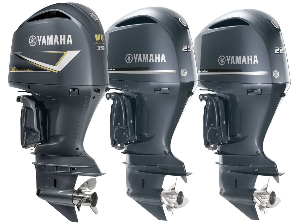 Yamaha 350hp Outboard Engine for Sale