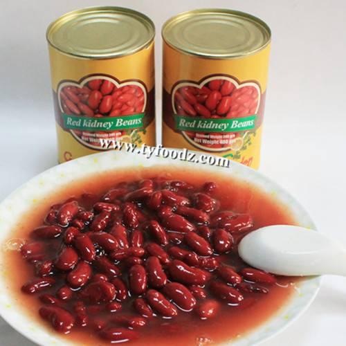 British Type Dark 400g Canned Red Kidney Beans