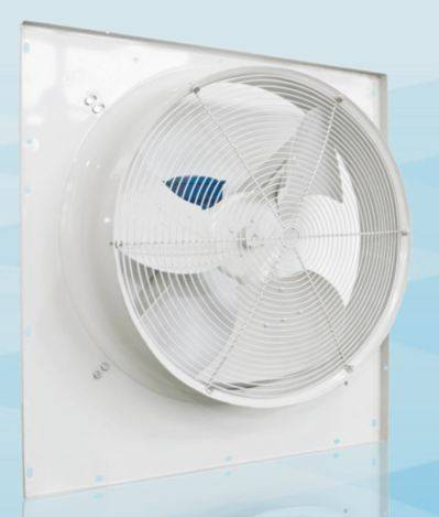 Axial Electric Fan for out Door Machine of Air Conditioning (double speed)