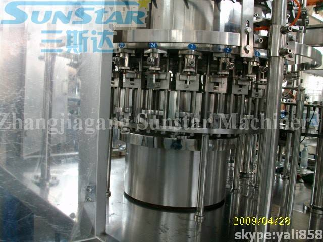 Drink Filling and Packing Machine(DCGF24-24-8)