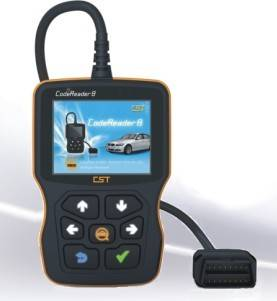 "CodeReader8 CST OBDII EOBD Fault Code Read Scanner with 3.2"" full color LCD Screen"