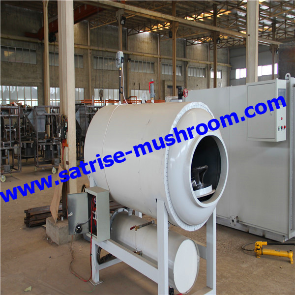 Customized high pressure canned food sterilization autoclave