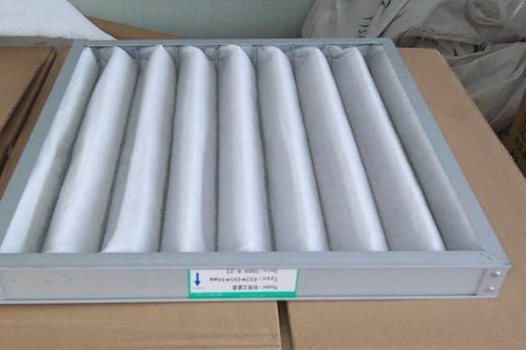 Aluminum Frame Prefilter with Washable Material