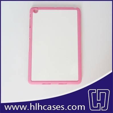 Sublimation cover for iPad mini - plastic and silicon