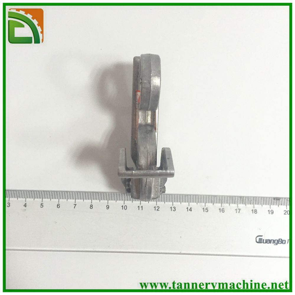 TOGGLE MACHINE ACCESSORIES HALFTONE INSURANCE CLIP USE IN LEATHER INDUSTRY