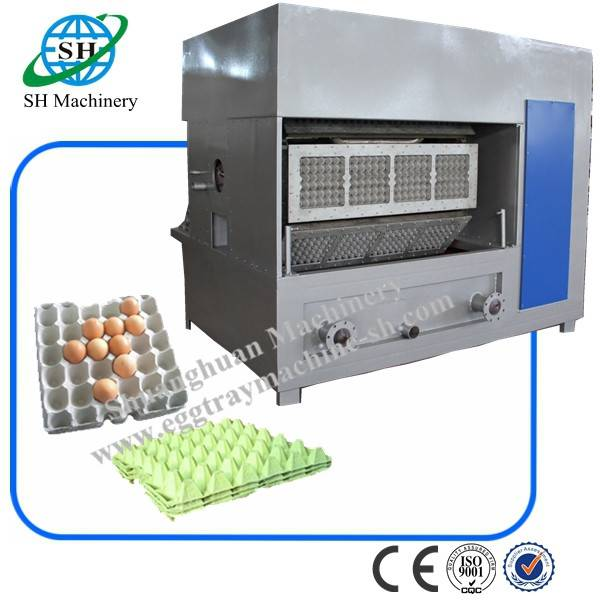 Egg tray forming machine from China factory