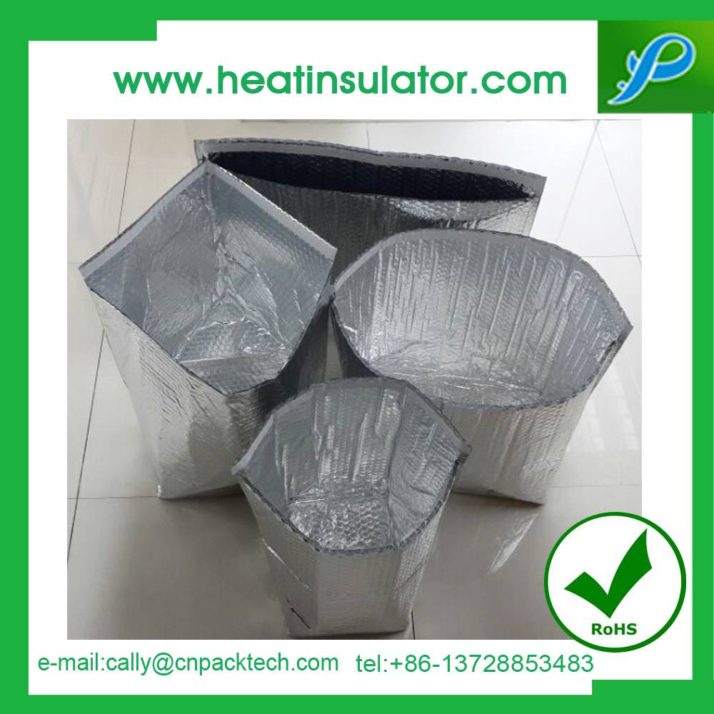 solid shield radiant barrier fruit shipping packaging box liner