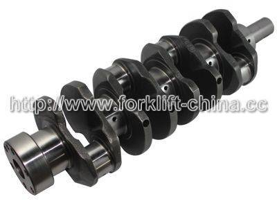 13411-78300-71 Forklift Parts Crankshaft For TOYOTA