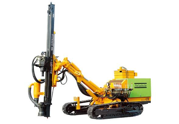 ZGYX-430 Split Type Track Mounted Borehole Drill rig