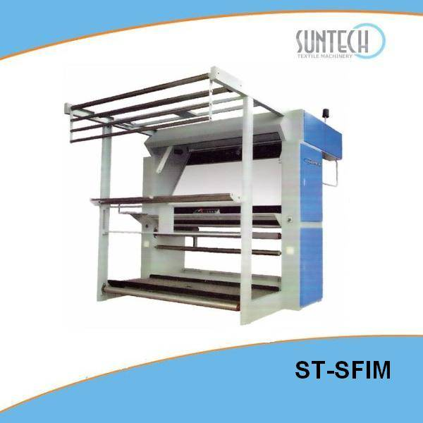 Simple Fabric Inspection Machine With High Plaiting Speed(ST-SFIM)