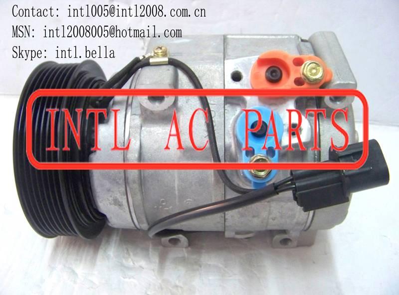 MR568288 MR500877 Mitsubishi Montero Pajero 3.5 3.8 ac compressor 10S17C 00-07 447220-3636 447220-36