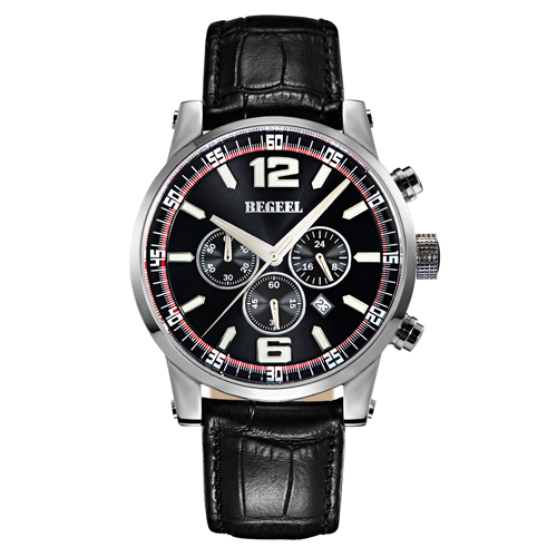 Multifunction sports quartz men watch B971M