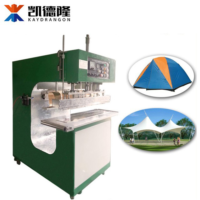 membrane structure tent high frequency fusing machine