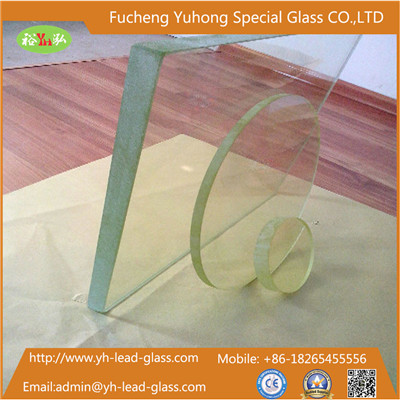 Anti-Radiation Lead Glass
