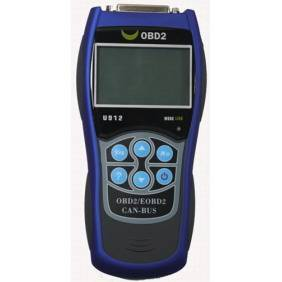 Auto Scanner OBDII EOBD Fault Code Reader U912 Updated By Internet