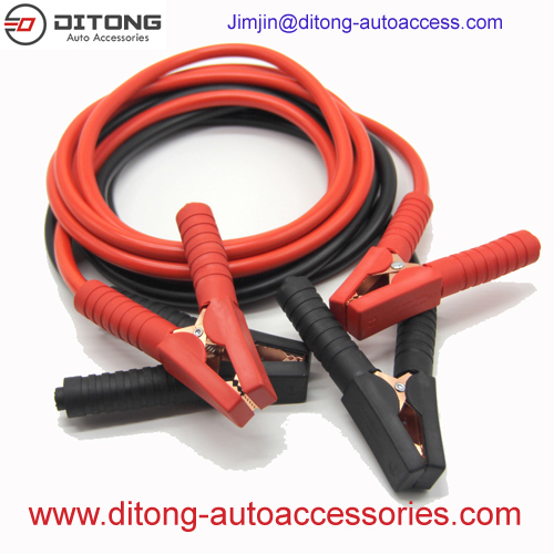 GS certificate 3meter 10mm2 heavy duty jumper start cable jump leads booster cable for Europe 500A