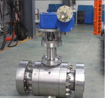 Ultra Low Temp. Ball Valve