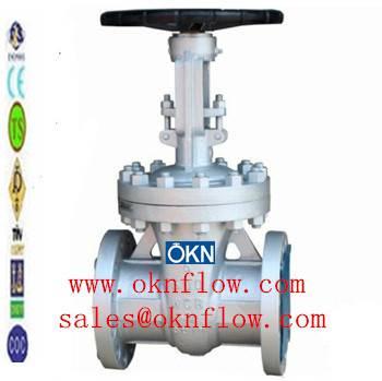 1 Carbon steel flange RF RTJ gate valve