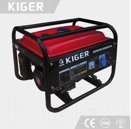 2kw KG2500 gasoline generator